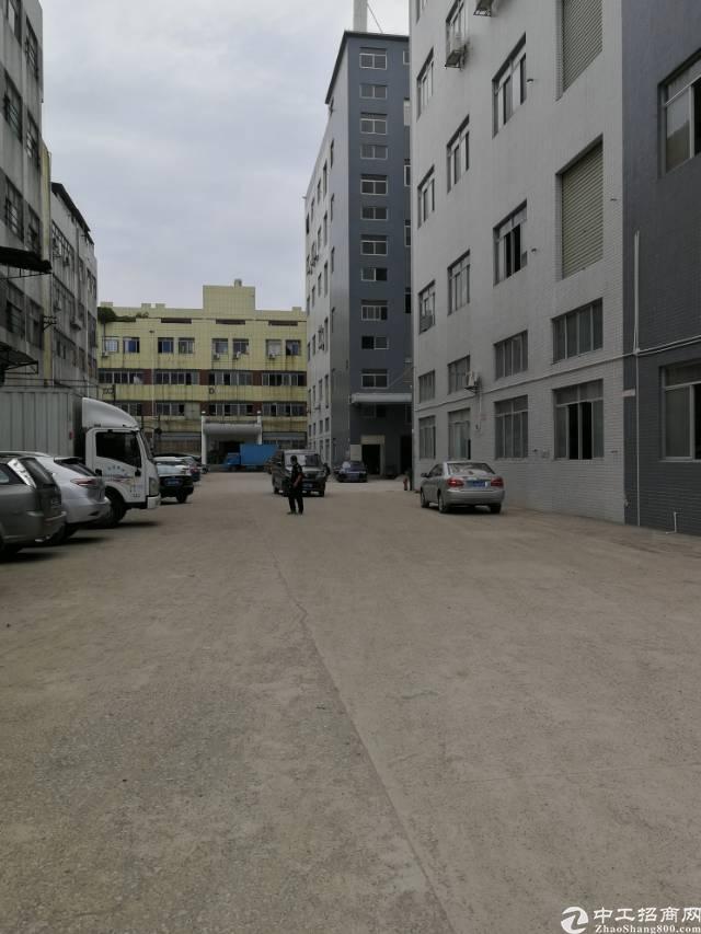 凤岗镇油甘埔新出带办公室、消防喷淋标准厂房3楼700平