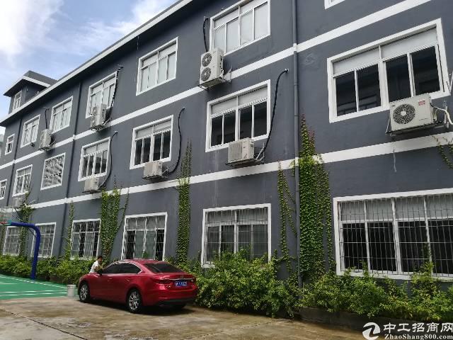 清湖地铁附近写字楼,使用率7.5成价格低至55/平