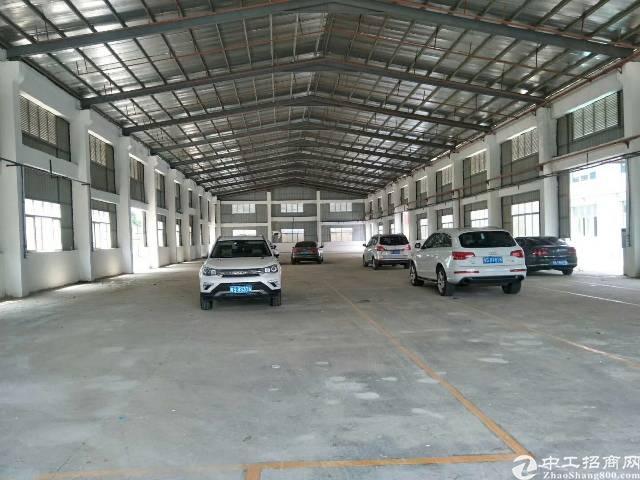 沥林镇英光村十米高钢构厂房1800平方