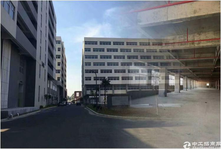 东莞常平全新红本厂房出售518平米起独立红本可做按揭现房重工