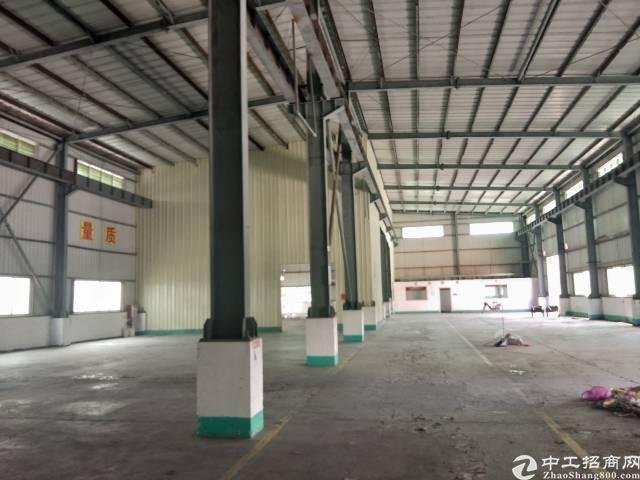 寮步单一层钢结构厂房