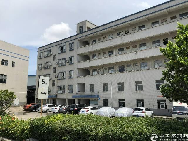 坪山 一楼现成航车厂房2300平梁高10米带办公室带5部行车