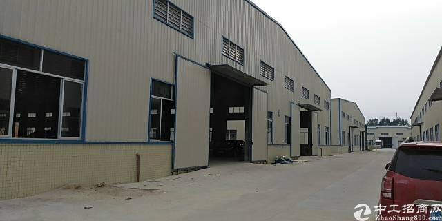 江门市全新钢构厂房