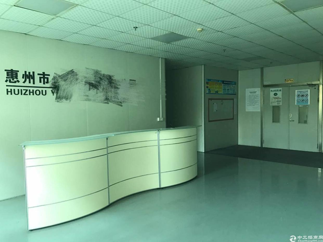 仲恺高新区原房东标准厂房5000平可分租-图2