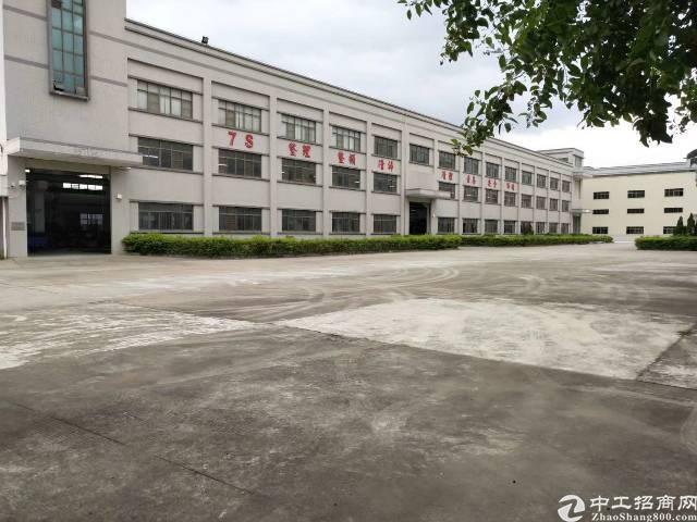 公明南光高速出口新出独门独院厂房空地3千宿舍按需