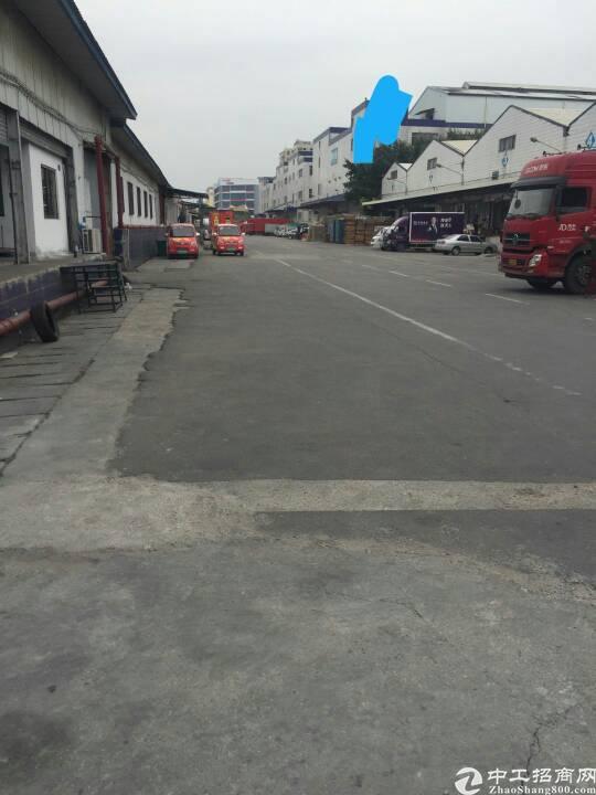 龙华清湖珠三角高速口300米新出物流仓库