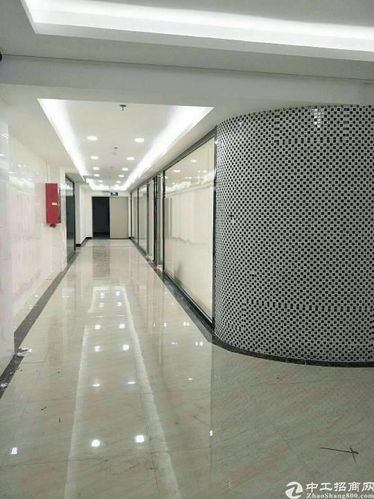 出租福永沿江高速精装写字楼600平大小可分