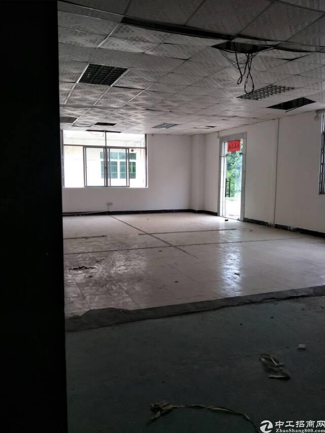 1550平方单一层独栋厂房出租