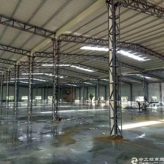 凤岗原房东单一层钢构滴水7米以上