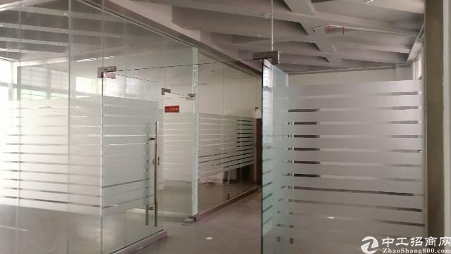横岗 六约埔厦工业区一楼260平方精装修厂房出租!