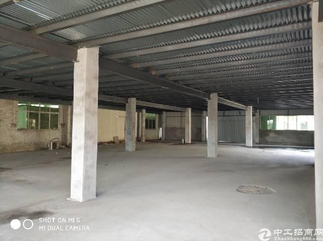 龙岗区龙西清水附近独院厂房招租