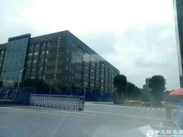 全新工业园100000平方米厂房出租