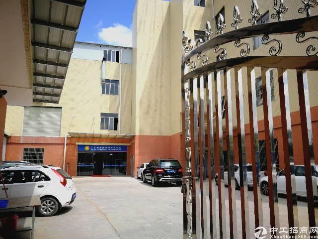 惠州惠城小金口新出独院标准3600平厂房