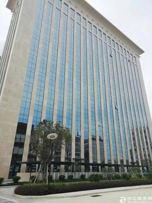 东莞市塘厦镇地标性写字楼7万平方