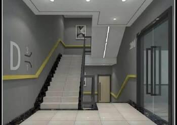 龙岗中心城CBD高端商务群超大落地窗拎包入驻直租图片6