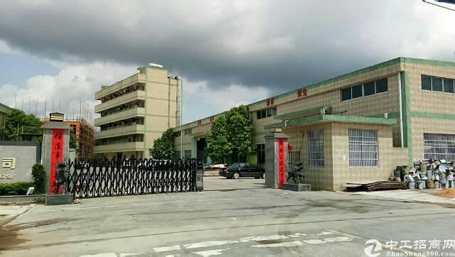 惠阳三和占地10700平优质厂房出售