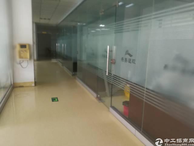 福永和平村带装修1500平米厂房出租