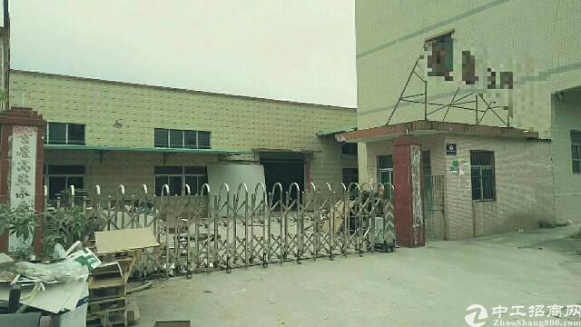 仲恺区潼侨成熟工业区内新空出独门独院单一层标准厂房招租