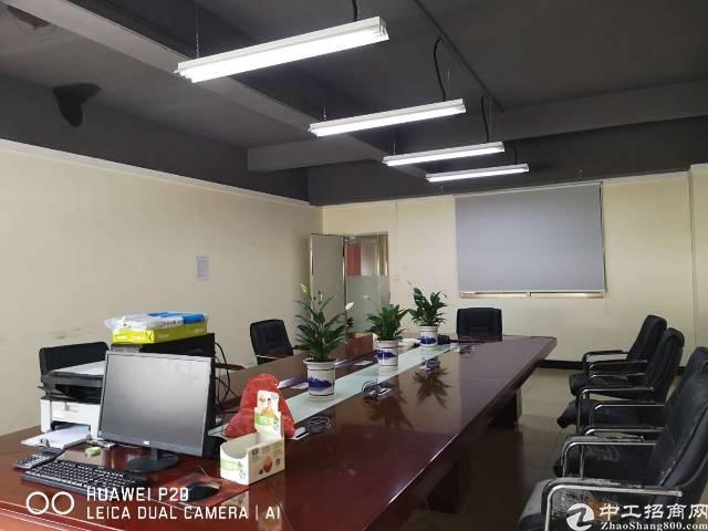 樟木头镇裕丰厂房出租1-2层1600平,现成办公室装修