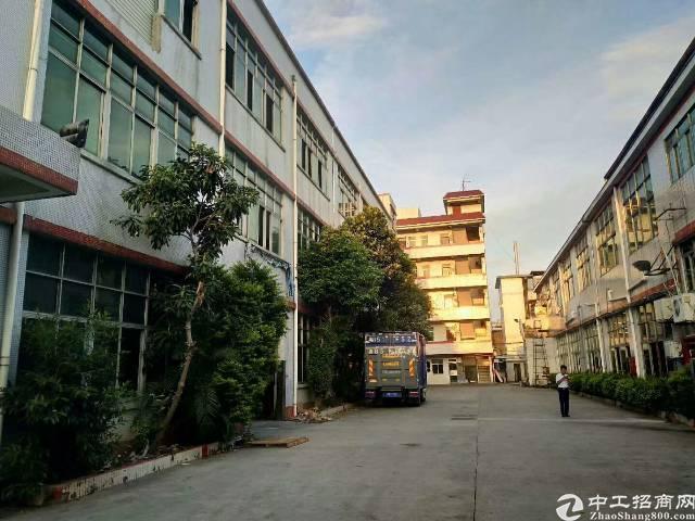 西乡宝田独门独院6800平方厂房出租