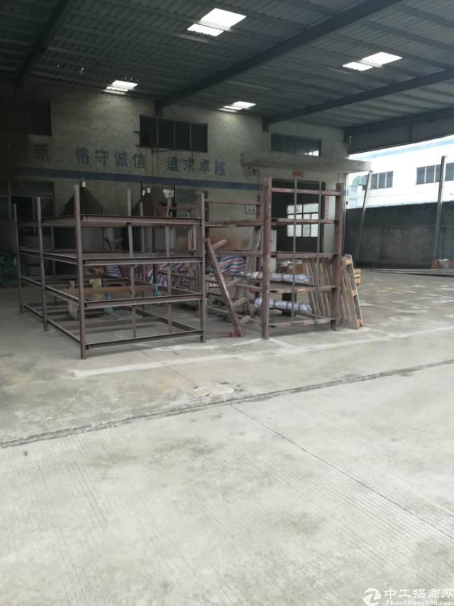 独门独院钢结构厂房3300平方