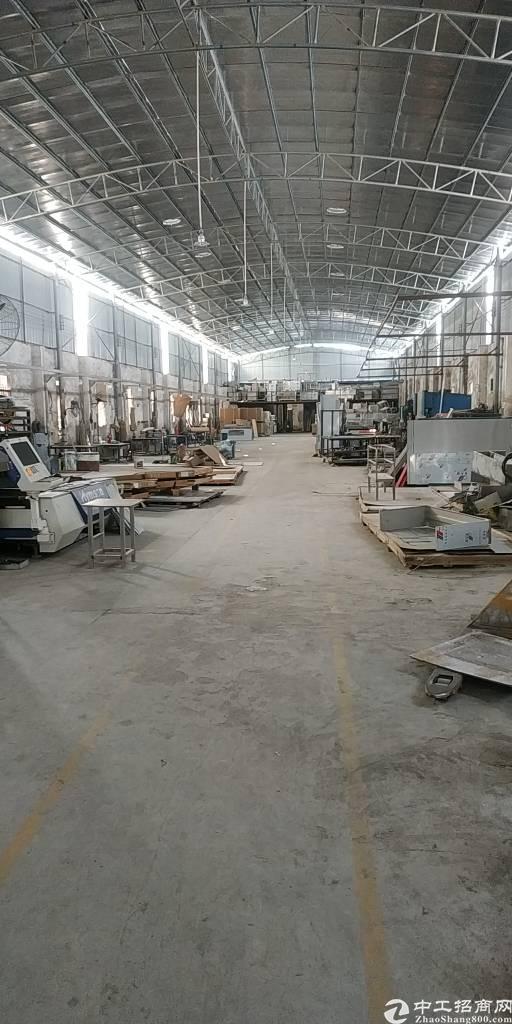 钟村地铁口单一层独栋厂房1200平。