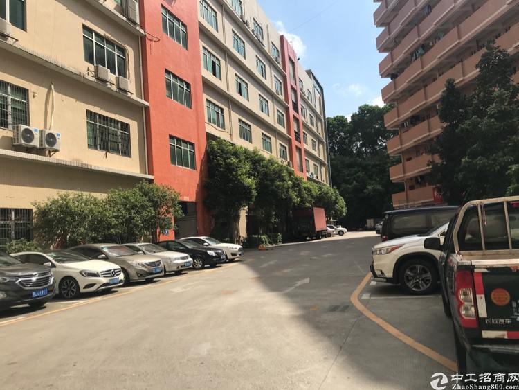 龙胜地铁站附近3200平厂房招租公摊面积小