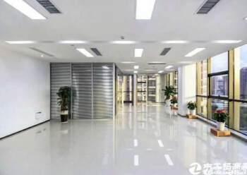 龙岗中心城CBD高端商务群超大落地窗拎包入驻直租图片4