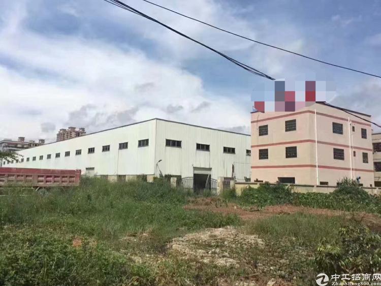 惠州沥林3100平十米高钢构业主诚意出售-图3