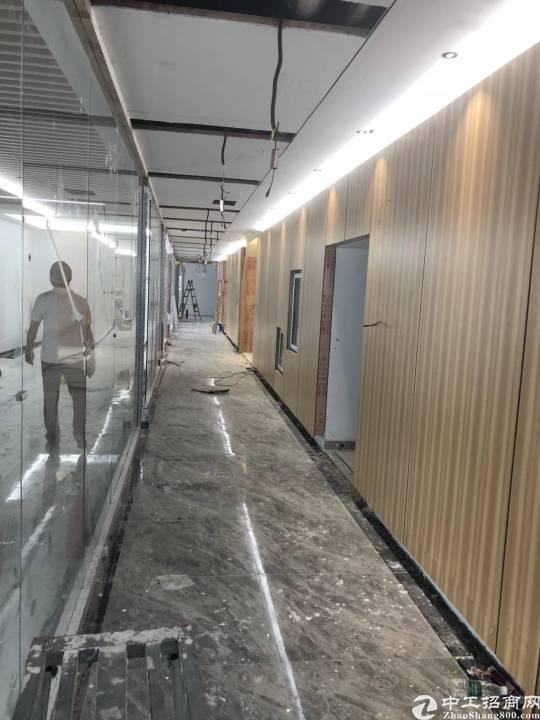 西丽南光高速口精装修写字楼248平起租欲租从速