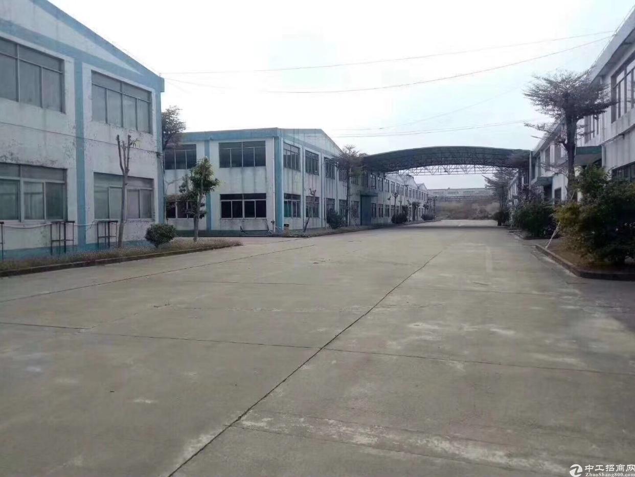 临深3公里,惠阳秋长10万平带卸货平台标准物流仓招租