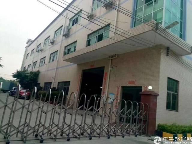 东莞高埗高速出口附近独院标准厂房出售,价格可谈