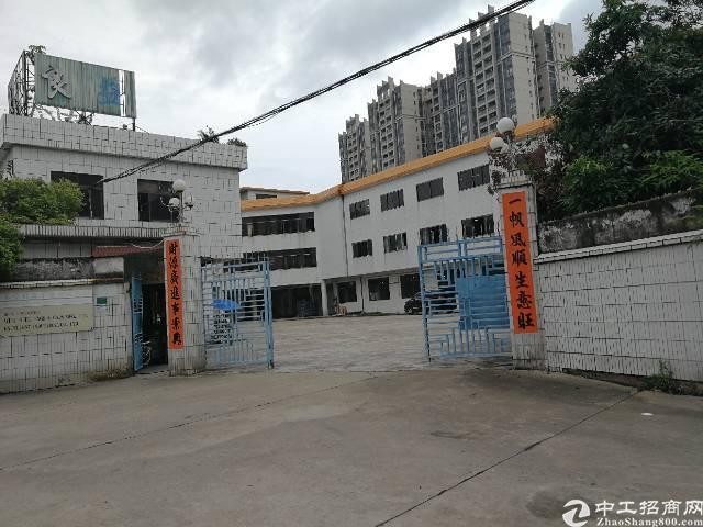 寮步镇西溪村新出标准厂房二楼900方