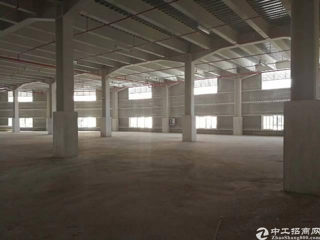 (出租)横岗西坑仓库5500平招租