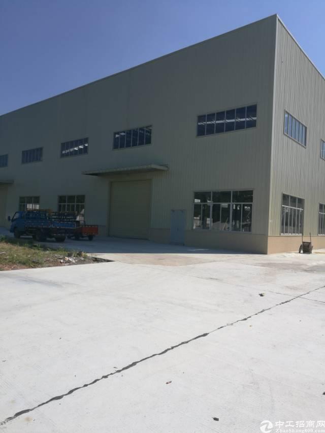 新塘镇独院标准钢结构11米高
