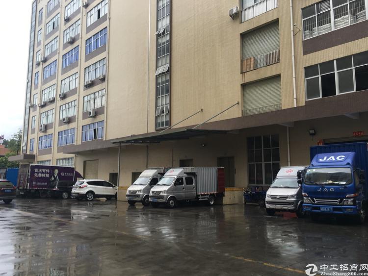 凤岗镇标准一楼厂房2700平方米带水电办公室招租