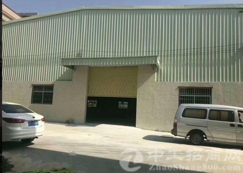 万江107国道旁新建独院砖墙1140平方 行业无限制