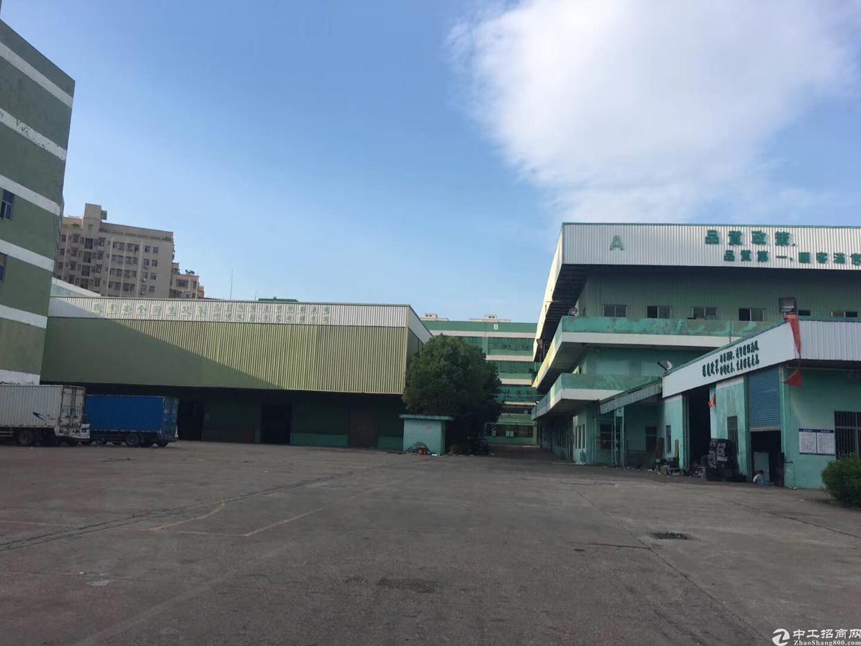 龙华清湖20000平物流仓库出租,大小可分