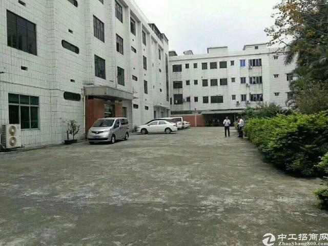东莞临深片区小面积带红本独院厂房出售,价格实惠