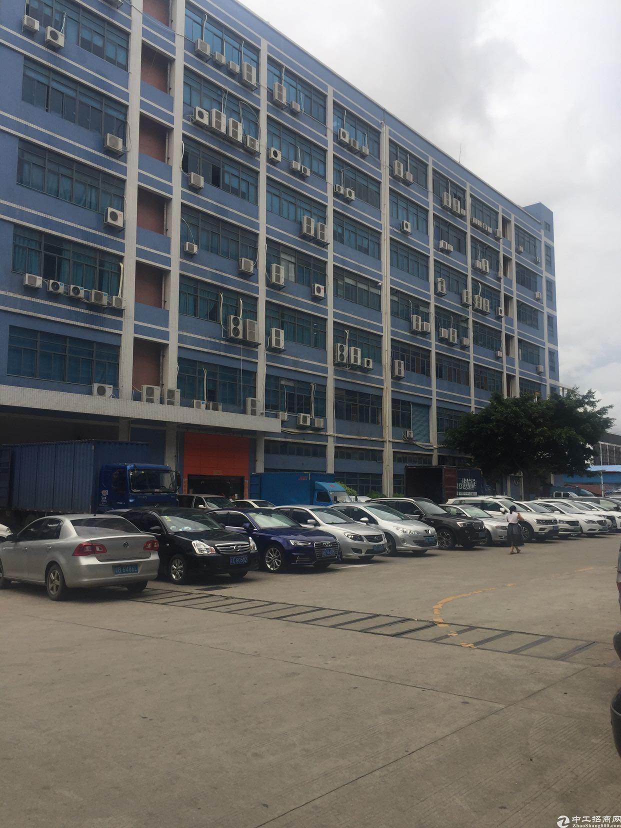 西乡3500平米厂房招租