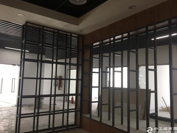 福永景灏甲级写字楼精装修小面积 带办公家私