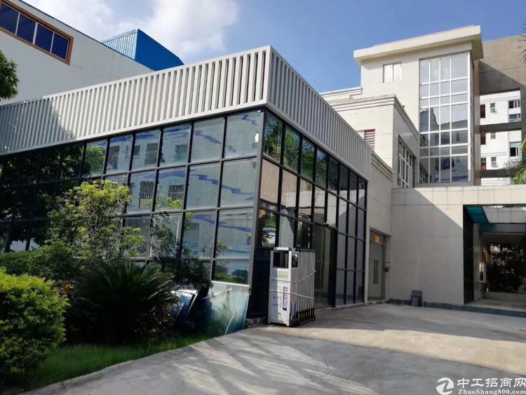 清溪占地6000平建面8900平优质厂房出售