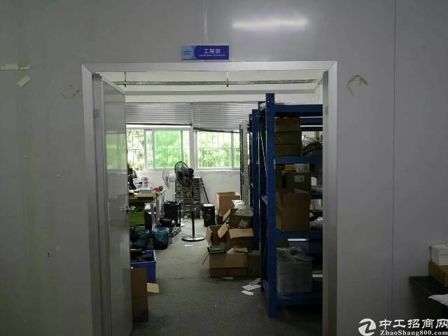 西乡固戍700平带装修厂房出租