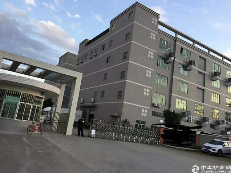 惠州博罗龙溪国有证标准化工厂出售