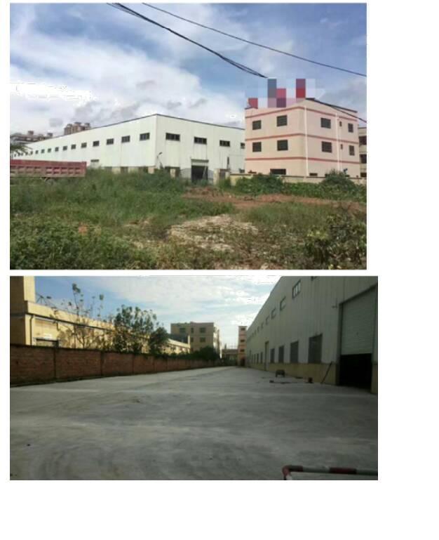 仲恺高新区沥林镇占地4880平厂房