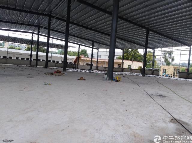 惠州市仲恺高新区8000平独院钢构出租