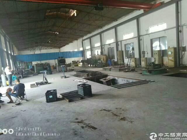 惠州市惠环镇独院钢构3000平,8米高,电800KVA