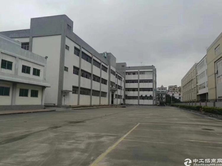 福永凤凰山新出独院18000平方厂房出租-图5