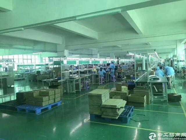 平湖独院厂房6900平出租