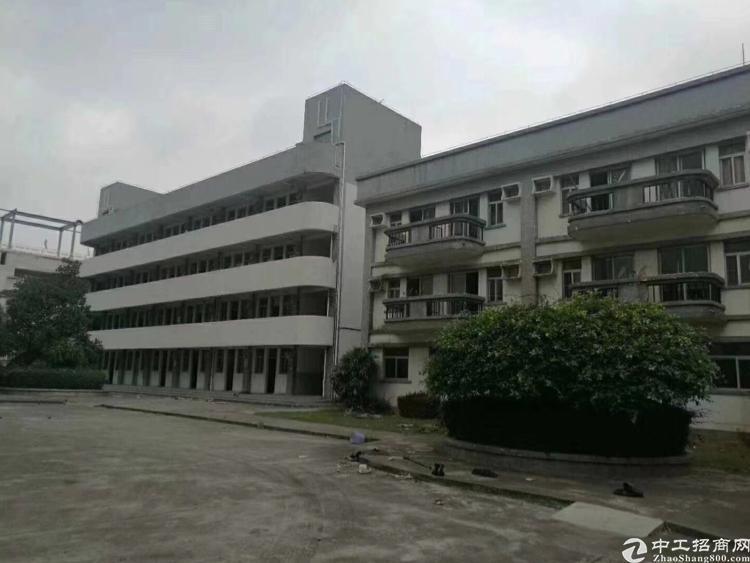 福永凤凰山新出独院18000平方厂房出租-图2
